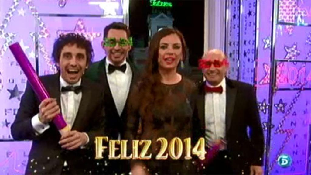 Aida - Campanadas de Esperanza Sur 2013